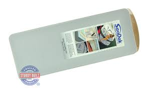 Non Skid Boat Deck Pads by Seadek Boat Deck Mat Large 14 Inch X 36 Inch Storm Gray