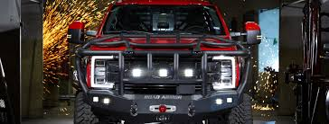 Road Armor Bumpers - Off Road & Heavy Duty Front & Rear Bumper Personal Use Pickup Truck Bumpers Custom Made Buckstop Truckware 72018 F250 F350 Fab Fours Black Steel Front Bumper Fs17s41611 Car Styling Roof Driving Fog Light Spotlights For Jeep 4x4 Raptor Add Honey Badger Sr Mount Rear Offroad Road Offroad Replace Or Back One First For Trucks Jeeps And Suvs Mercenary Off A Bomb Heavy Duty Dodge Ram 23500 Third Armor Stealth Titan Ii Guard 62009 2007 2014 Fj Cruiser Plate Pelfreybilt Elite Prerunner Winch Bumperford Ranger 8392ford Bronco