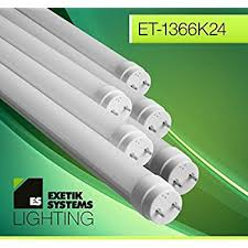 toggled a series t8 t12 led light l 2ft 24in 11w