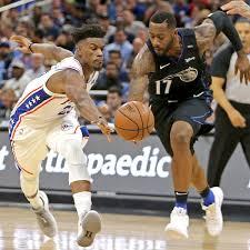 NBA Jimmy Butler Verliert Bei Debüt Mit Philadelphia 76ers In Orlando