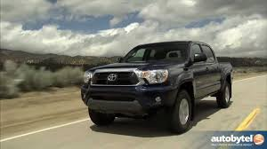 2012 Toyota Tacoma Test Drive & Truck Review - YouTube