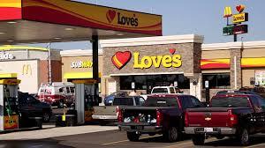 100 Loves Truck Stop Locator
