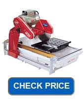 Ryobi Wet Tile Saw Ws730 by Mk Diamond Mk 101 Tile Saw Review Active Woodworking
