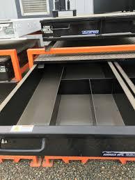 100 Service Truck Tool Drawers Bedboxes Rimrock Mfg