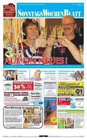 ausgabe vom 06 01 2013 beim sonntagswochenblatt