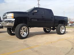 100 Power Wheels Chevy Truck 12 Bullet Proof Lift Kit 24 Custom American Force 38