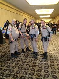 The Ghostbuster Wander Hallways Of Louisville Convention Center