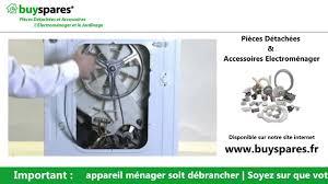 schema electrique lave linge brandt comment changer la courroie sur votre machine à laver