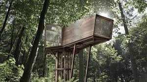 Amazing Tree House On The World House Number Two Worlds Coolest
