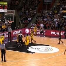 Basketball Bundesliga SOliver Würzburg Unterliegt Ludwigsburg