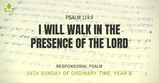 104 Lord B 24th Sunday Of Ordinary Time Year Cjm Music