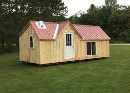 12 X 24 Gable Shed Plans by Xylia Cottage Plans