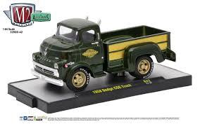 100 Dodge Toy Trucks M2 Machines 164 Auto Release 42 1958 COE Truck