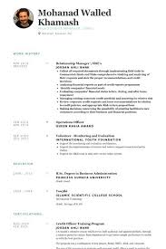 Credit Manager Resume Relationship Samples Database Objective