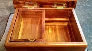 cedar jewelry box plans jewelry ideas