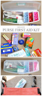 Purse First Aid Kit (just In Time For Summer | Aid Kit, Summer ... How To Make A Winter Emergency Kit For Your Car Extended Travel Bag Youtube Gear Gremlin Gg170 Tyre Repair Amazoncouk Vehicle Gear Bug Out Or Emergency Tactical Pinterest Thrive Roadside Assistance Auto First Aid Aoshima 12062 Working Vehicle Series No1 Chemical Fire Pumper Rcwelteu Gelnde Ii Truck Wdefender D90 Body Set Zk0001 Coido 10 Pc Self Help Combo Kits Homeshop18 101piece And Rv With 2018 Best Motorcycle Tool Rowdy Products Survival Overland Adventures