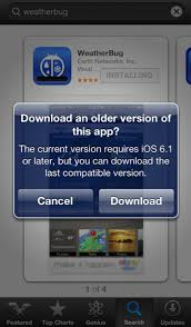 iPhone 3G and 3GS Owners Can Now Download Older Versions of Apps