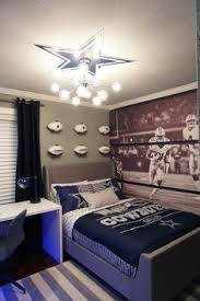 Decorating Ideas Dallas Cowboys Bedroom by Boys Football Room Love This Color So Much More Than Green