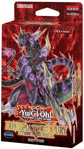Yugioh Deck Types P by Dinosmasher U0027s Fury Structure Deck Yu Gi Oh Fandom Powered By