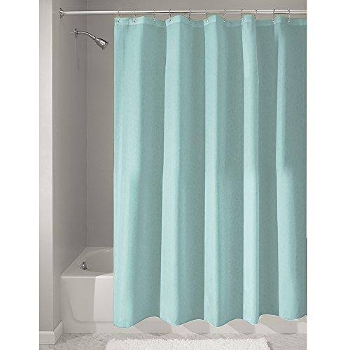 "Interdesign 2-in-1 72"" x 72"" Shower Curtain Liner - Mint"