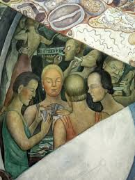 Diego Rivera Rockefeller Mural by Travels Of A Retired Teacher Art In