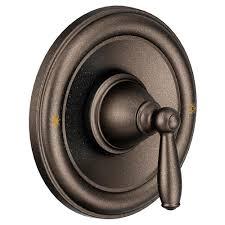 Moen Brantford Kitchen Faucet Oil Rubbed Bronze by Moen T2151orb Brantford Positemp Tub Shower Valve Trim Kit Without