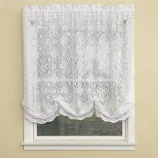 Boscovs Blackout Curtains by Hopewell Lace Balloon Shade 58x63 Boscov U0027s