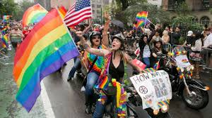 Halloween Parade Route New York by Route Map Details For New York City U0027s 2016 Lgbt Pride March In