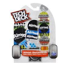 Tech Deck Single Fingerboard Series 7 - Random (styles May Vary ...