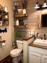 35 luxury farmhouse bathroom design and decor ideas you will