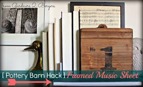From Gardners 2 Bergers: [Pottery Barn Hack] Easy Framed Music Sheet 6 Ways To Set Up A Gallery Wall Star Wars Pbteen Home Decor Collection Ewcom 107 Best Art Images On Pinterest Pottery Barn Framed Knock Off Archives Page 3 Of 7 So You Think Youre Crafty Window Shopping And Writers Notebooks Three Teachers Talk Mirror Tv Cover Amlvideocom I Thought This Is Such Neat Idea For Your Gallery Wall A Little Barn Fall 2016 Catalog 8485 Chip Joanna Efedesigns Amazoncom Botanical Print Prints Unframed Antique Blue