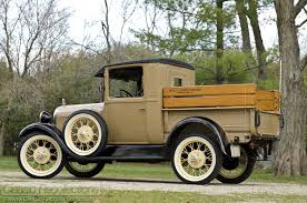 100 1928 Ford Truck This Model A Pickup And 1930 Model A Town Sedan Have