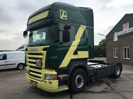 SCANIA R 400 A 4X2 TOPLINE / RETARDER / OPTICRUISE / NL TRUCK ...