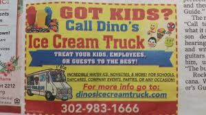 Dino's Ice Cream & Italian Water Ice Truck | Ice Cream & Italian ... Creamy Dreamy Ice Cream Trucks Value And Pricing Rocky Point Big Bell Cream Truck Menus Creamery Pinterest Best Photos Of Truck Menu Prices Dans Waffles Dans Waffles Services Chriss Treats A Brief History The Mental Floss Ice In Copley Square Boston Kelsey Lynn I Scream You We All For Carts At Weddings The Mister Softee So Cool Bus Parties Allentown Lehigh Valley