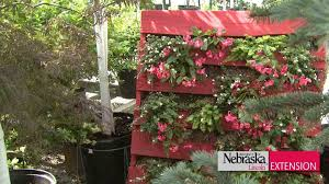 Make A Vertical Strawberry Out Of How Pallet Planter To