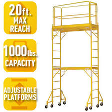 PRO-SERIES 12 Ft. 2-Story Rolling Scaffold Tower With 1000 Lb ... Simpson Strongtie Black Powdercoated 12gauge Ez Menderfpbm44e The Home Depot 5 Gal Homer Bucket05glhd2 Gas Chainsaws Pallet Jack New Computrainer Traing Room Dc Rainmaker 18 In L X W 16 D Medium Box1005 Air Purifiers Quality Tool And Vehicle Rental Canada Triple Crown 2110 Lb Capacity Ft 10 Utility Trailer 6 Pssutreated Pine Lumber6320254 Quikrete 60 Concrete Mix110160 Large Vacuum Storage Baghdvacstorlg