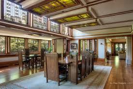 100 Frank Lloyd Wright Houses Interiors E E Boynton House Bero Architecture PLLC