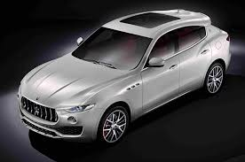 100 Maserati Truck 2017 Levante Revealed In Full