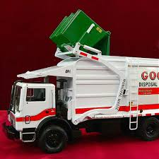 First Gear Model Garbage Trucks | Www.topsimages.com