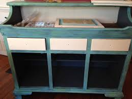 Ethan Allen Painted Dry Sink by Diy Dud U2026this Sink Stinks U2013 Country Design Home