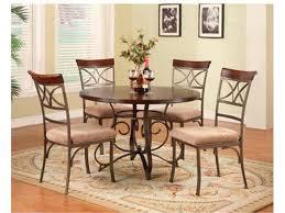 Powell Furniture Dining Room 5 PC Hamilton Dining Set 1 697