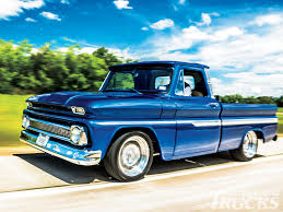 1964 Chevy C10 - True Blue Companion - Hot Rod Network | Chevy C10 ... 66cabwire To 1964 Chevy Truck Wiring Diagram Wiring Diagram C10duffy B Lmc Life Blue 64 Panel Autostar Usa Blog Chevrolet C10 Rpmcollectorcars Shortbox Fleetside Chevy The Hamb Engine Save Our Oceans Rare Chevy Step Side Long Bed Joe Wood Swapped A Bel Air Wagon For This And Quip Inc Chevyc10fleetside_65 Pinterest Amazing Cars Gmc Trucks Amazoncom Maisto Harleydavidson Custom