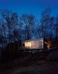 100 Taylor Smyth Architects Gallery Of Flashback Sunset Cabin 2