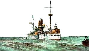 Pictures Of The Uss Maine Sinking by New Page 1