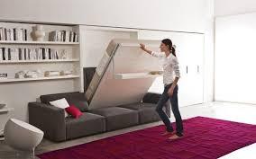 designer schrankbett swing kleine wohnung einrichten