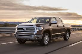 100 Tundra Diesel Truck Toyota Set To Receive Cummins WardsAuto