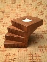 wooden candle holders google search woodworking plans