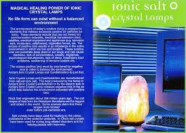 Himalayan Ionic Salt Lamp by Salt Crystal Lamp Distributor Cape Town