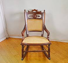 Antique Rocking Chair Wood Rocking Chair Rare Cane Chair ... Antique Folding Oak Wooden Rocking Nursing Chair Vintage Tapestry Seat In East End Glasgow Gumtree Britain Antique Rocking Chair Folding Type Wooden Purity Beautiful Art Deco Era Woodenslatted Armless Elegant Sewing Side View Isolated On White Victorian La20276 Loveantiquescom Rocksewing W Childs Upholstered Solid Wood And Fniture Of America Betty San Francisco 49ers Canvas Original Box