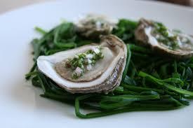 cuisine du jour oyster du jour